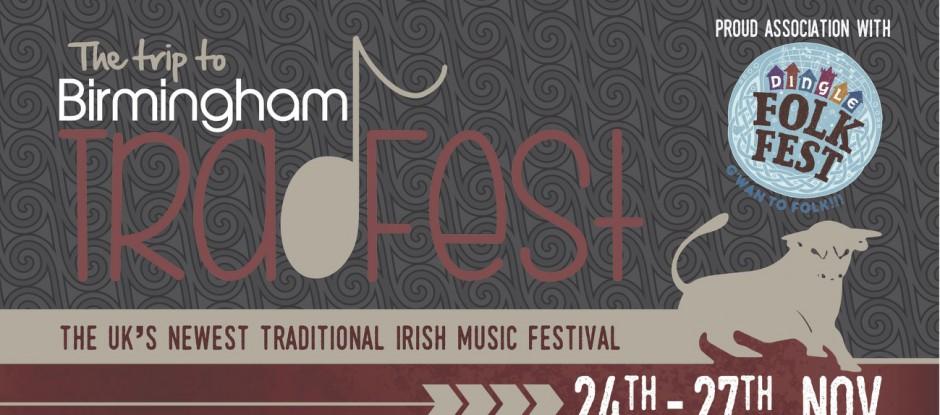 The Trip to Birmingham Tradfest, 25th - 26th Nov 2016