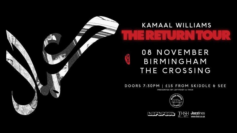 Kamaal Williams – 8/11/18