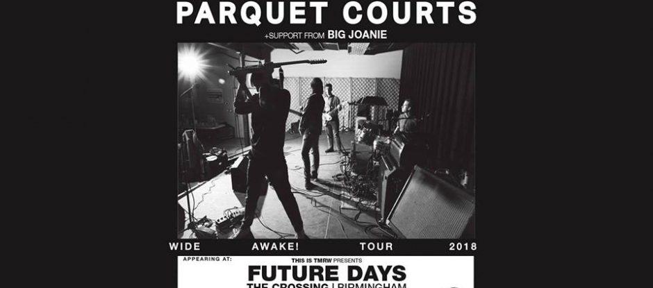 Parquet Courts 11/11/18