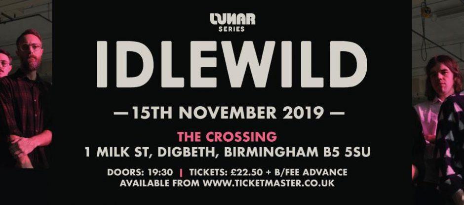 Idlewild - 15/11/19