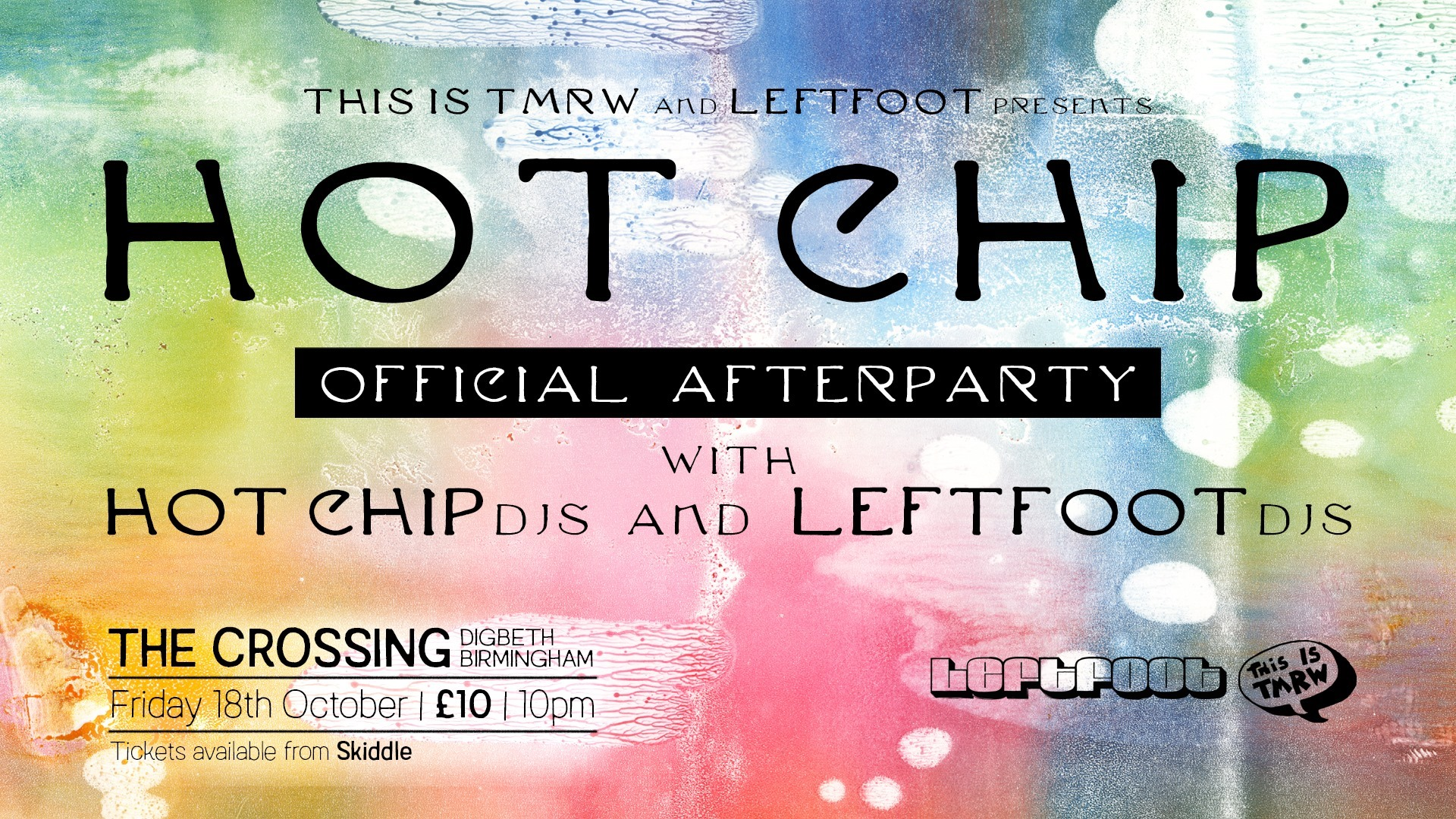 Hot Chip: Official Afterparty