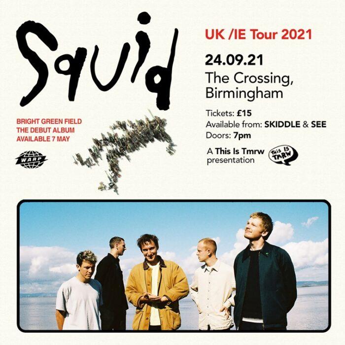 Squid 24th Sept